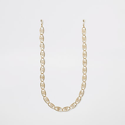 Gold colour RI sunglasses chain
