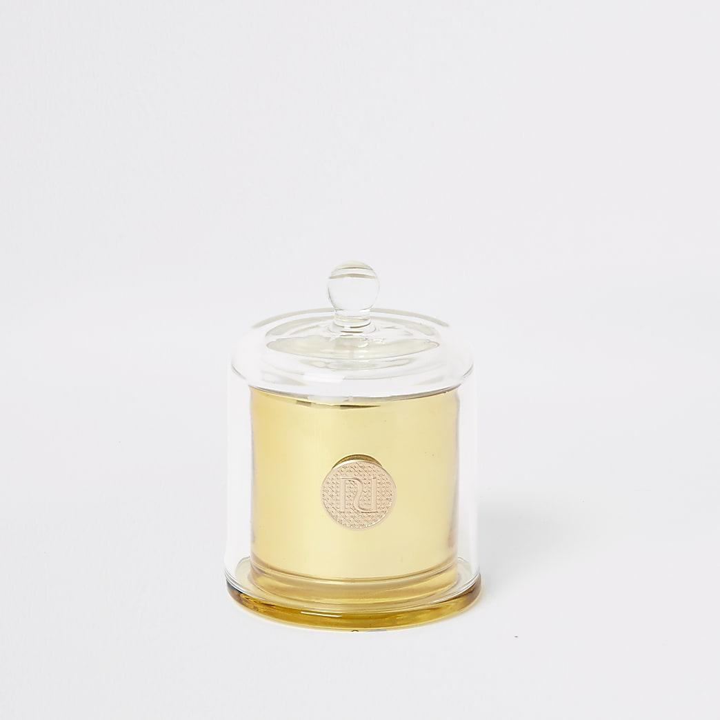 Mini - Gouden jasmijn en amber mantelkaars