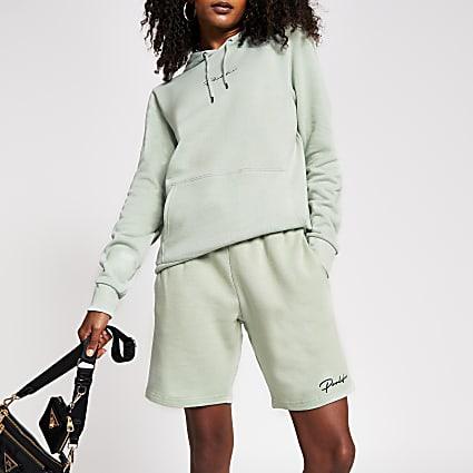 Green Prolific hoodie