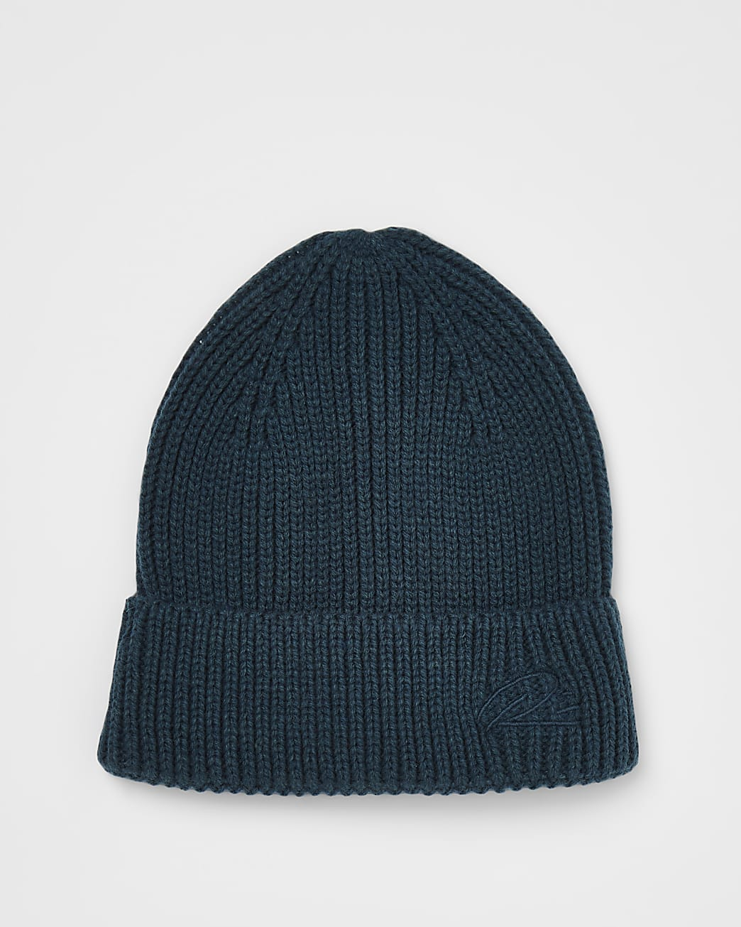 Green RI branded docker beanie hat