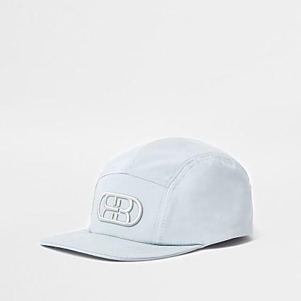 Green RR flat cap