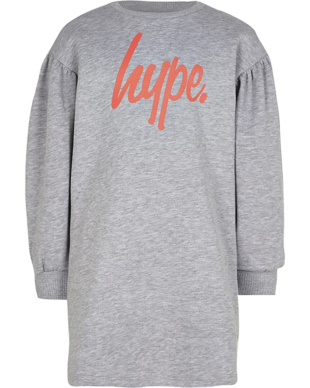 Grey Hype sweat dress