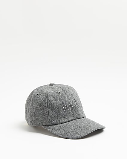 Grey RI Studio Embroidered Cap