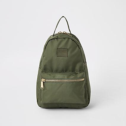 Herschel khaki Nova backpack