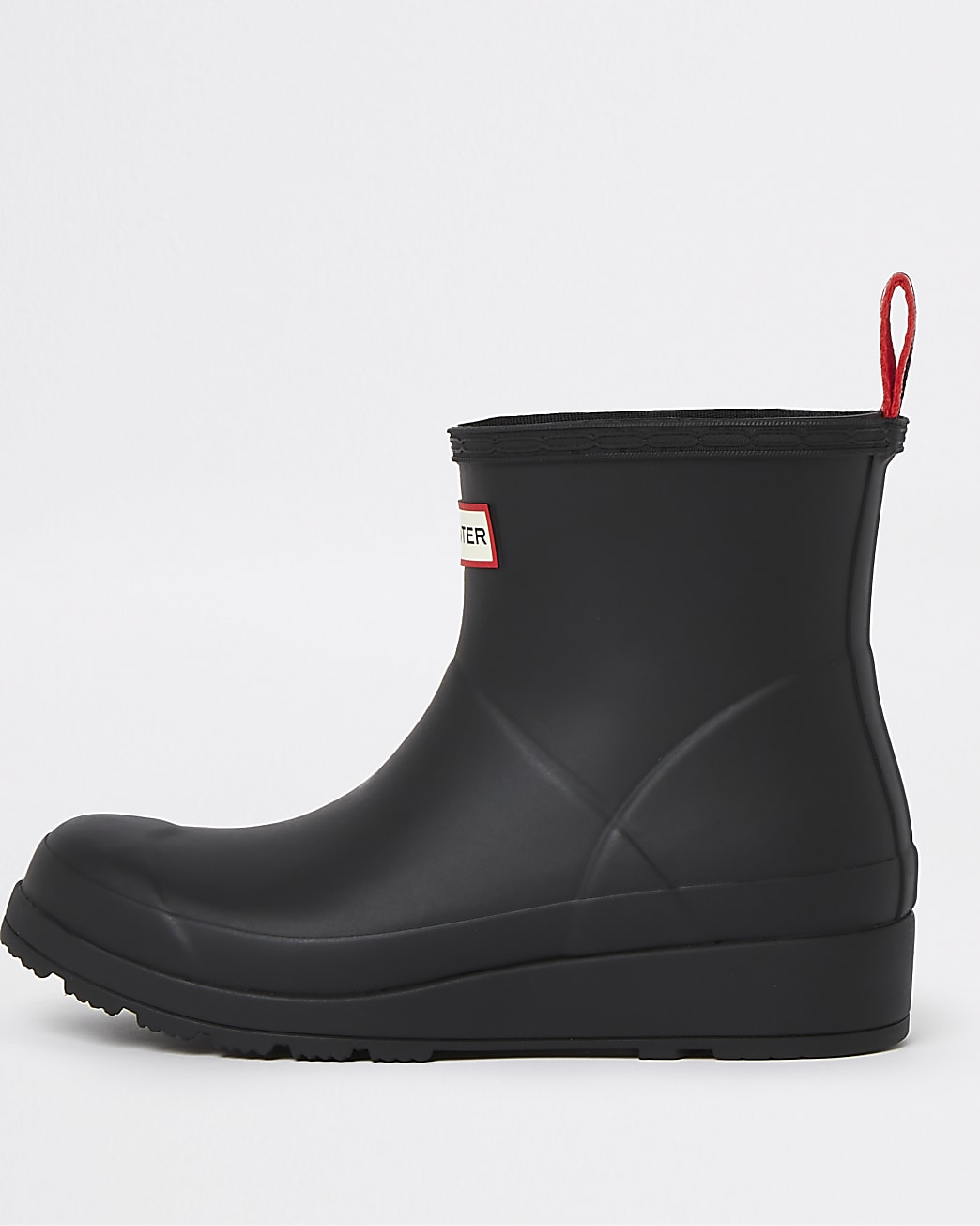 Hunter Original Black short wellington Boots