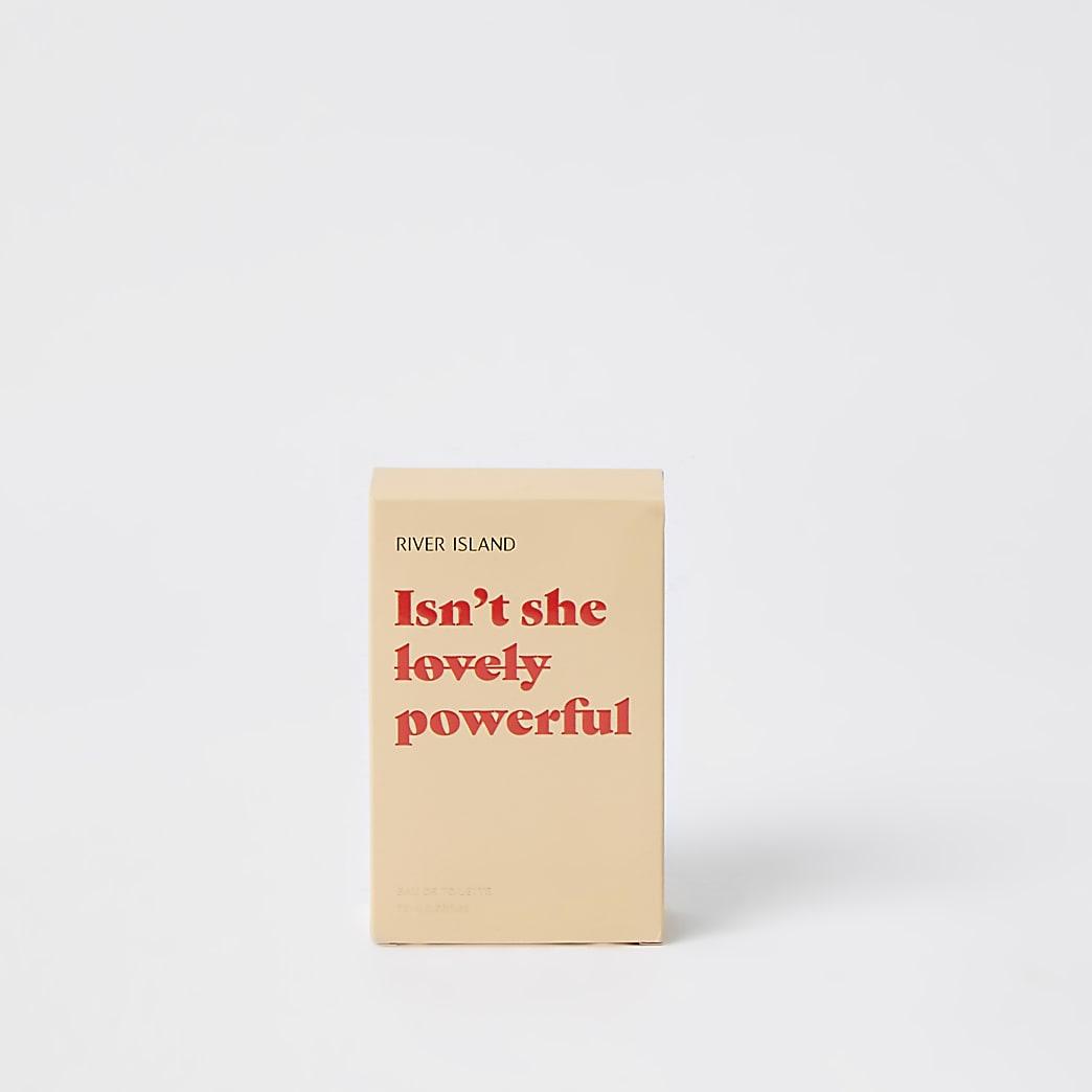 'Isnt She Lovely Powerful' eau de toilette