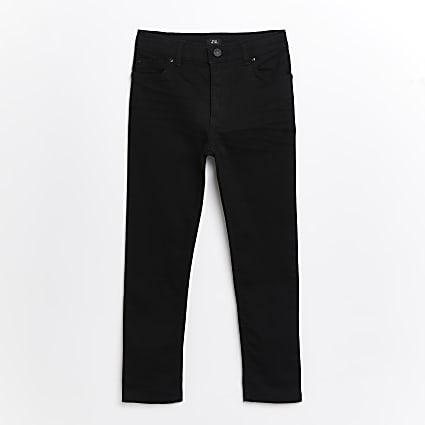 Kids black skinny Sid jeans
