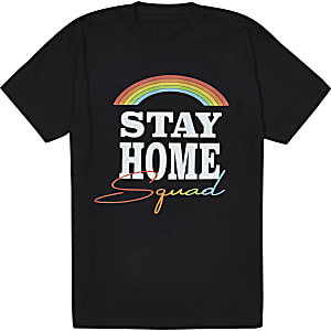 "Charity-Oberteil ""Stay Home Squad"""