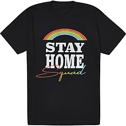 Kids Charity Tee 'Stay Home Squad'