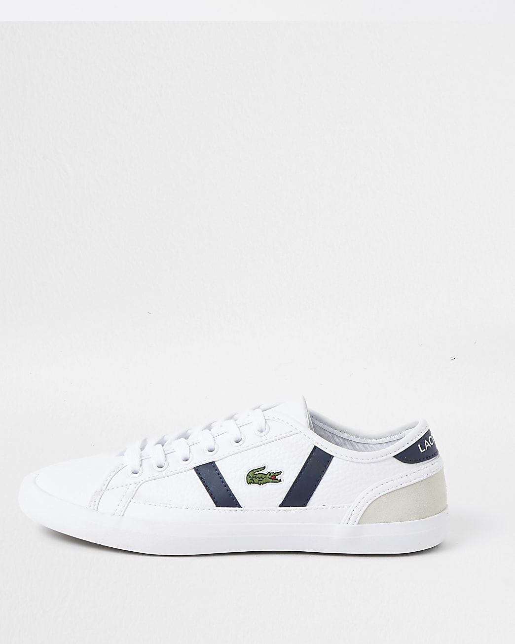 Lacoste  white Sideline trainer
