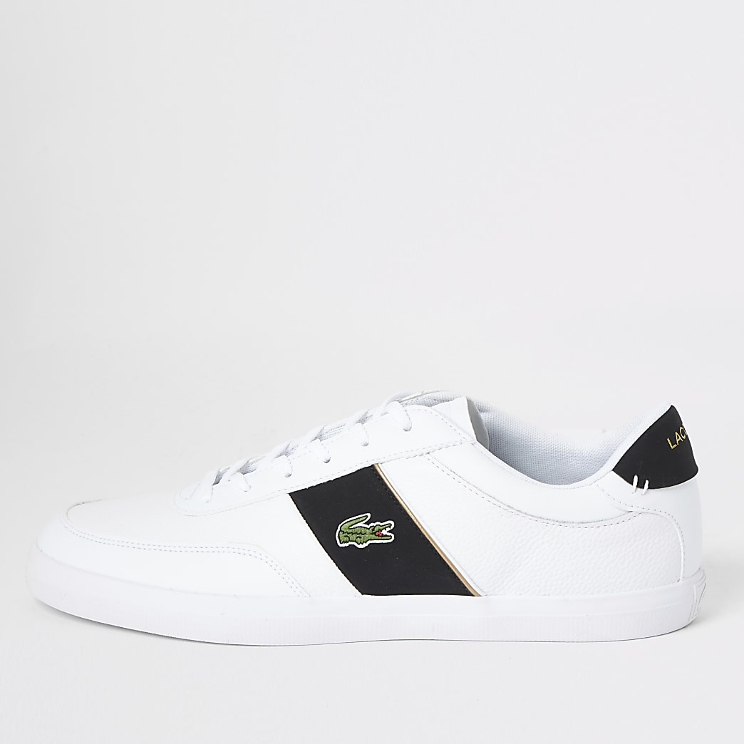 Lacoste - Courtmaster - Witte sneakers
