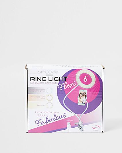 LED flexi ring light
