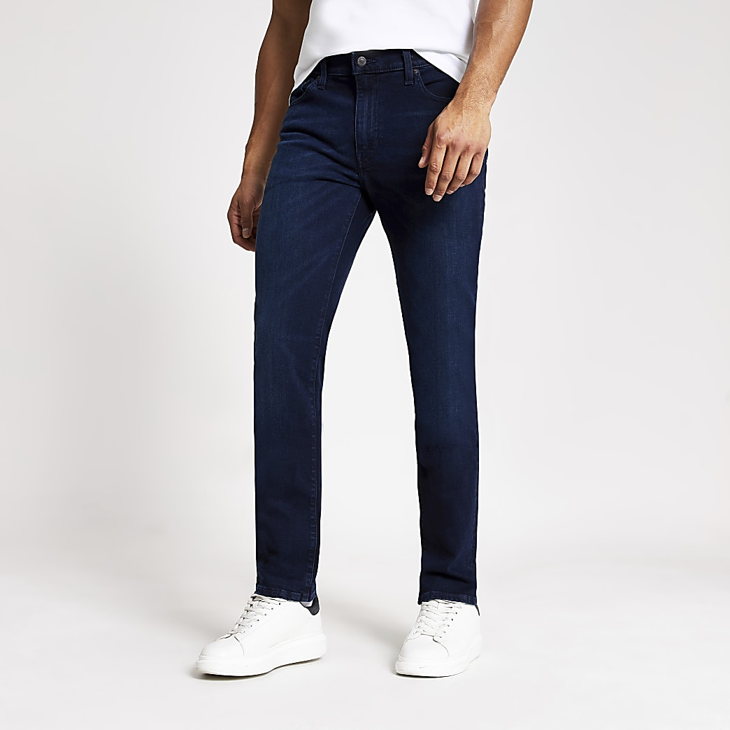 Levi's – Jean slim 511 bleu foncé