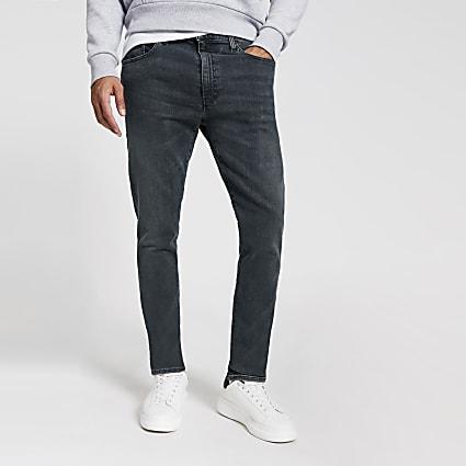 Levi's light blue 512 slim fit denim jeans