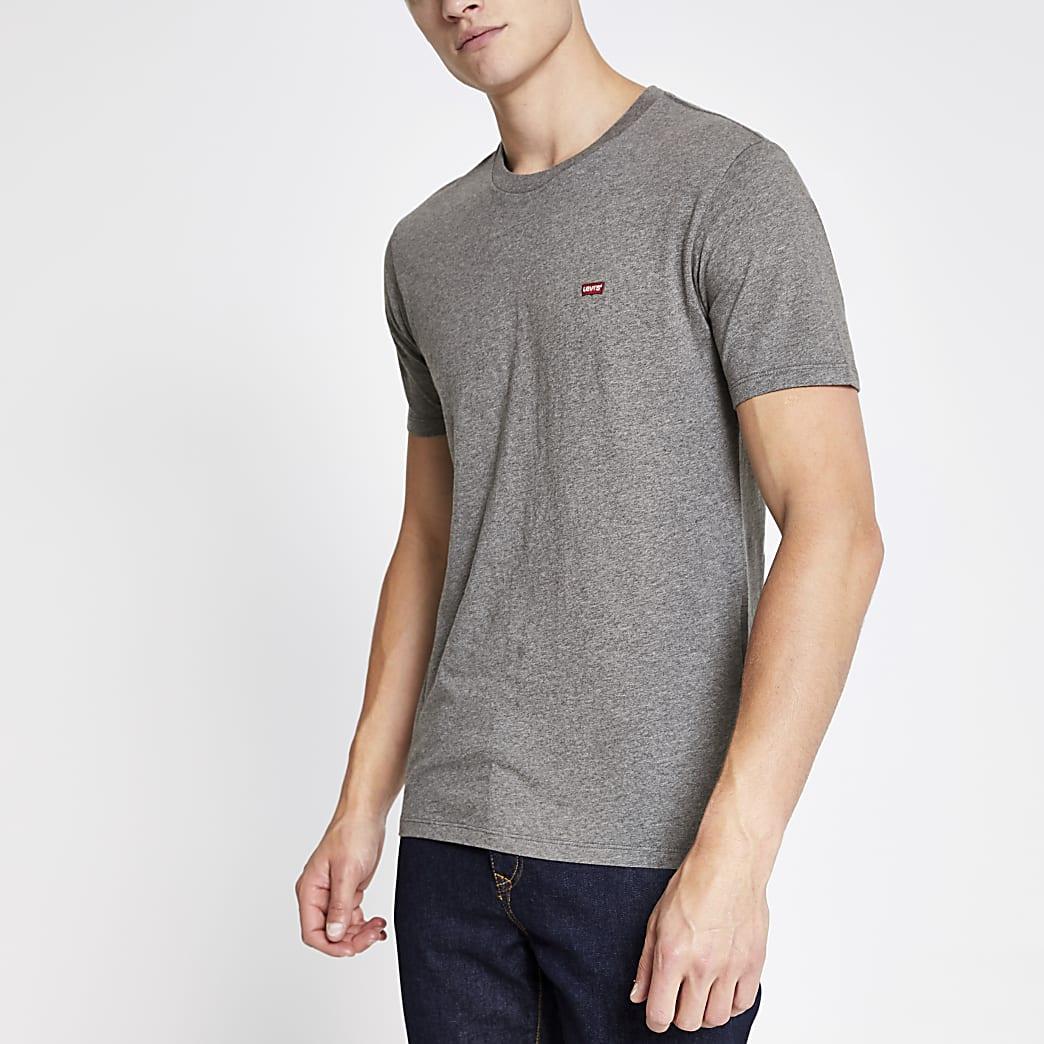 Levi's Original – T-shirt gris