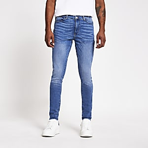 Ollie – Jean skinny seconde peau bleu clair
