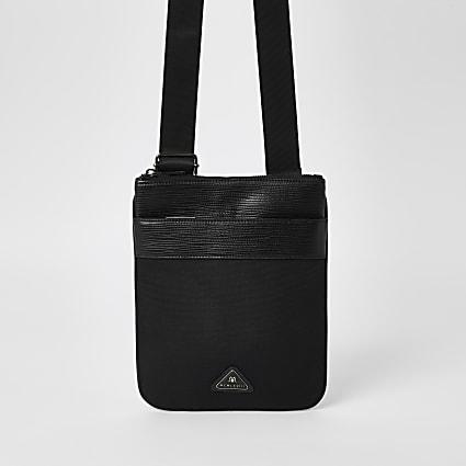 MCMLX black cross body bag