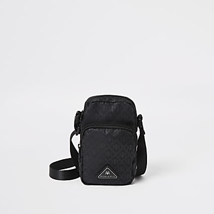 MCMLX black mini cross over bag