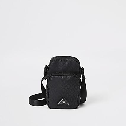 MCMLX black mini cross over bag