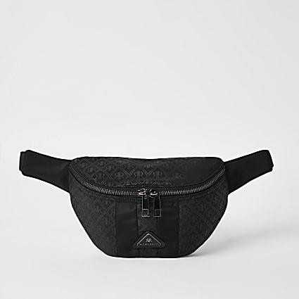 MCMLX black RI monogram bumbag