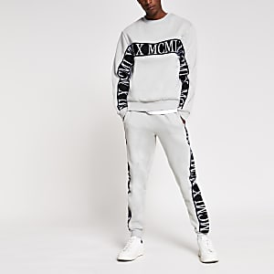 MCMLX – Pantalon de jogging slim gris