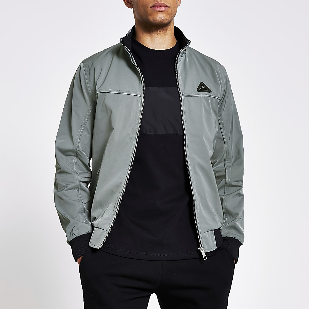 MCMLX light green racer jacket