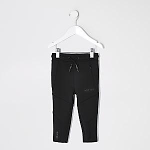 Mini– Schwarze Scuba-Jogginghosen für Jungen von RI Active