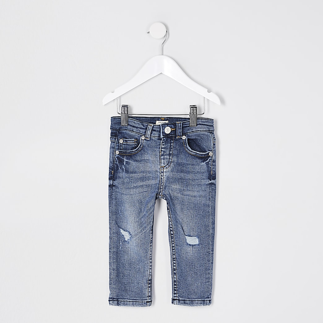 Mini boys blue Jake jean