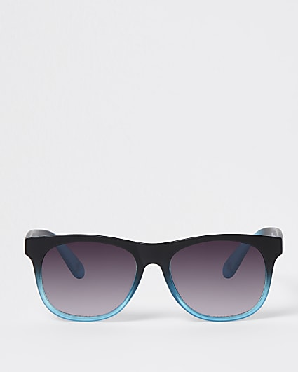 Mini boys blue ombre sunglasses
