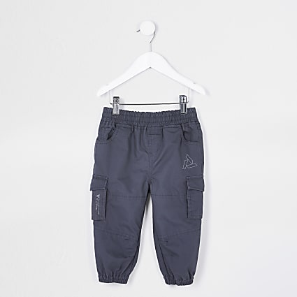 Mini boys cargo trousers