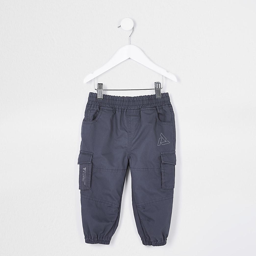 Mini boys cargo trousers