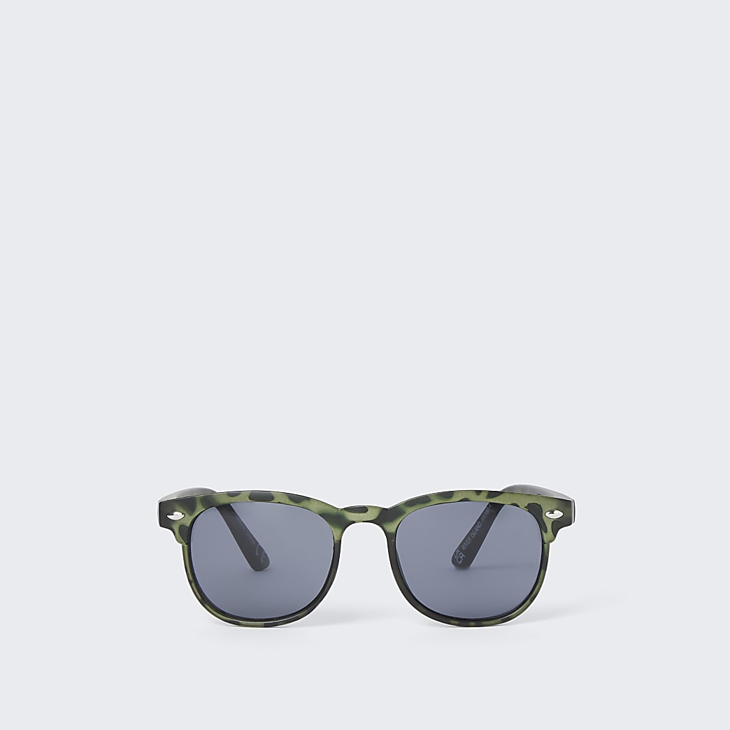Mini boys khaki camo sunglasses