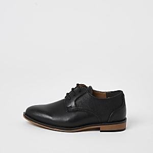Mini – Spitz zulaufende Schuhe mit Schnürung für Jungen