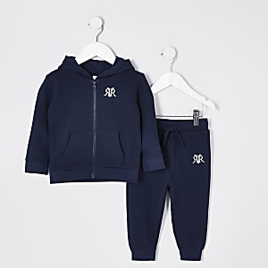 Mini boys RI hoody outfit