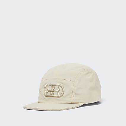 Mini boys stone RR nylon cap