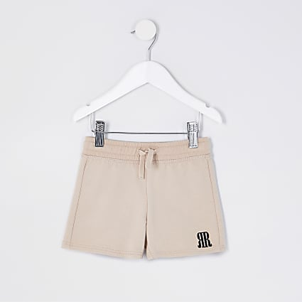 Mini boys stone RR shorts