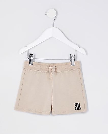 Mini boys stone RR shorts