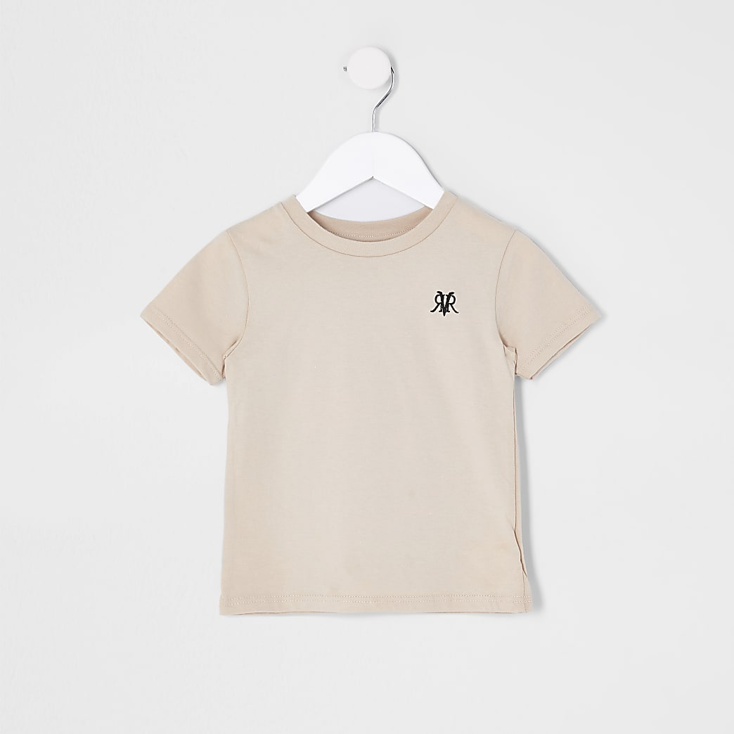 Mini boys stone RVR t-shirts