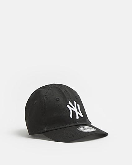 Mini girls black New Era NY Yankees cap