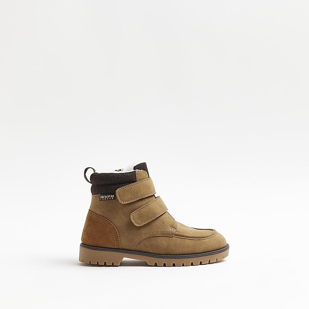 Mini girls black tights 2 pack