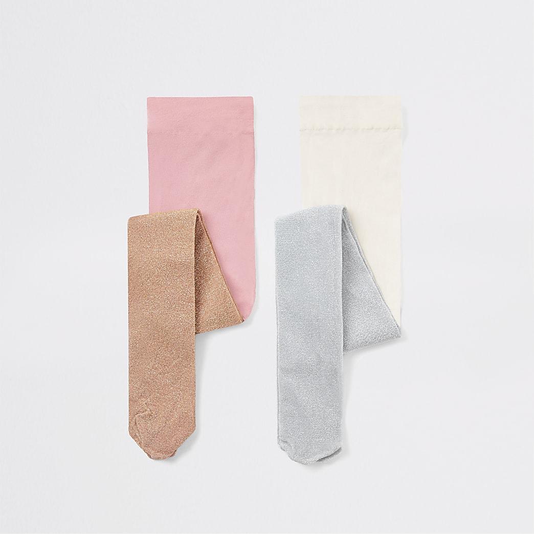 Mini - Multipack met panty's voor meisjes