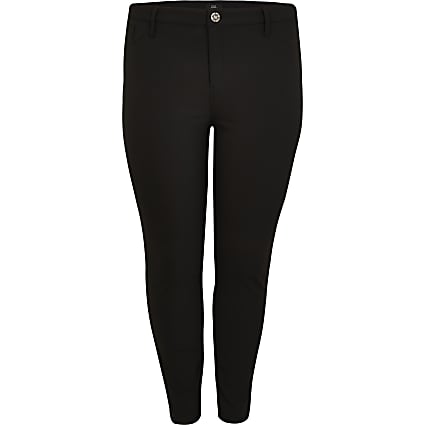 Plus Molly mid rise skinny trousers