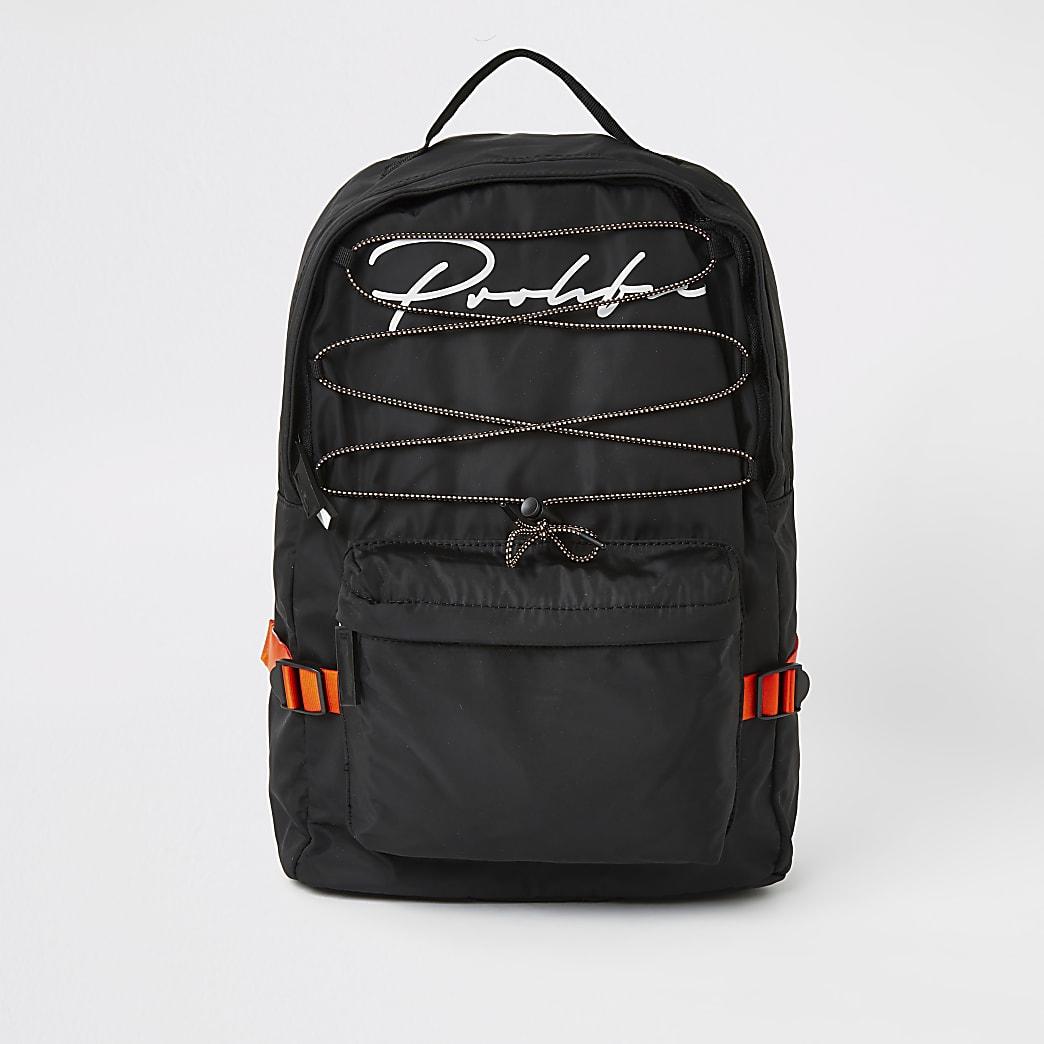 Prolific black hiking backpack
