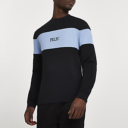 Prolific black long sleeve t-shirt