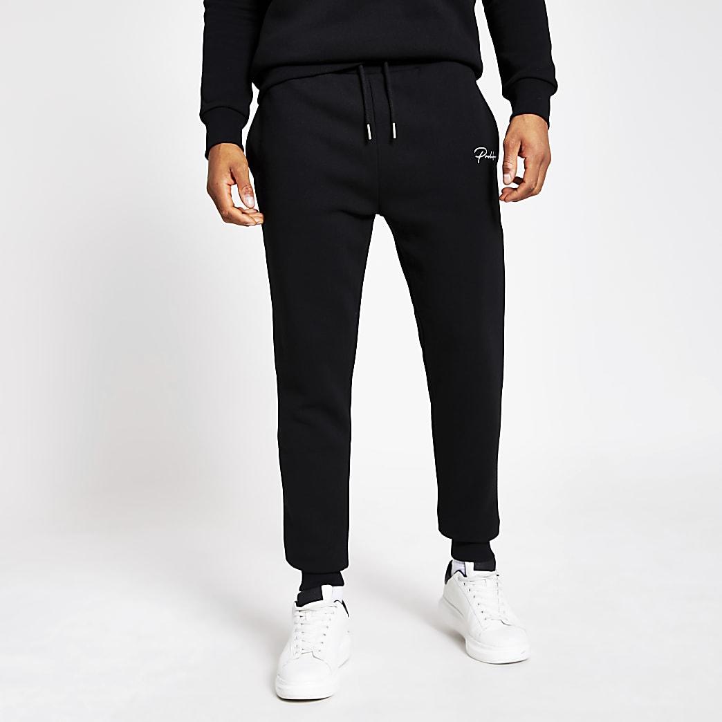 Prolific - Zwarte slim-fit joggingbroek
