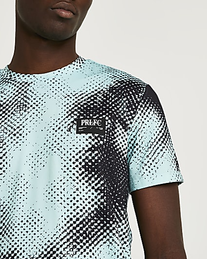 Prolific green regular fit t-shirt