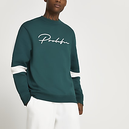 Prolific green sweatshirt