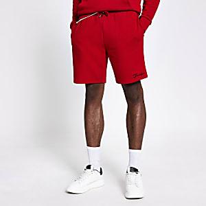 Prolific - Rode slim-fit shorts