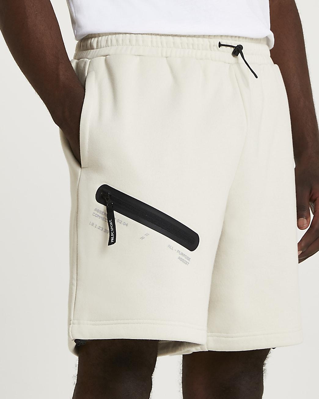 Prolific stone regular fit shorts