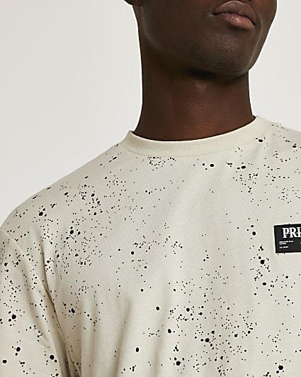 Prolific stone regular fit t-shirt